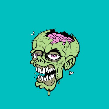 zombieskalle