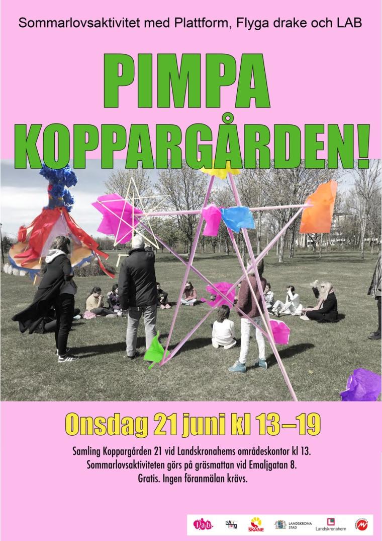 affisch-Pimpa-koppargården